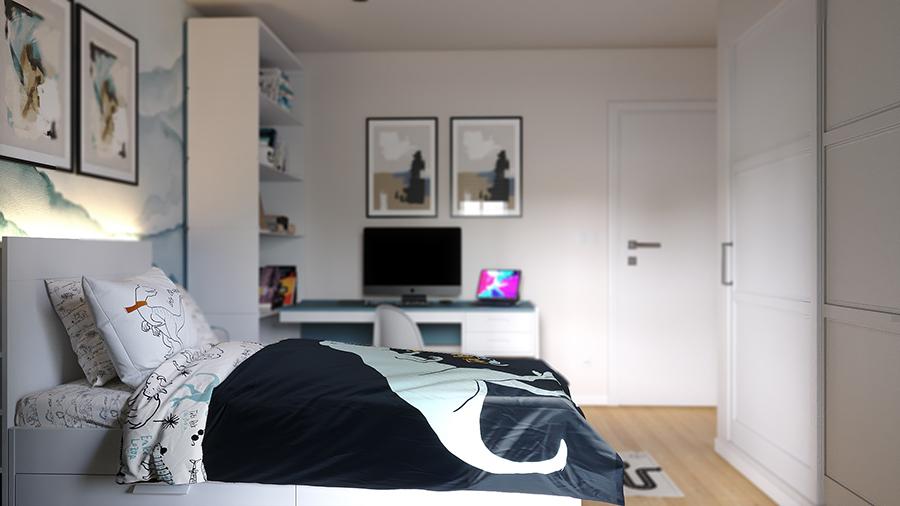 pisos-3-domitorios-cadea-residencial-oviedo-carredoria